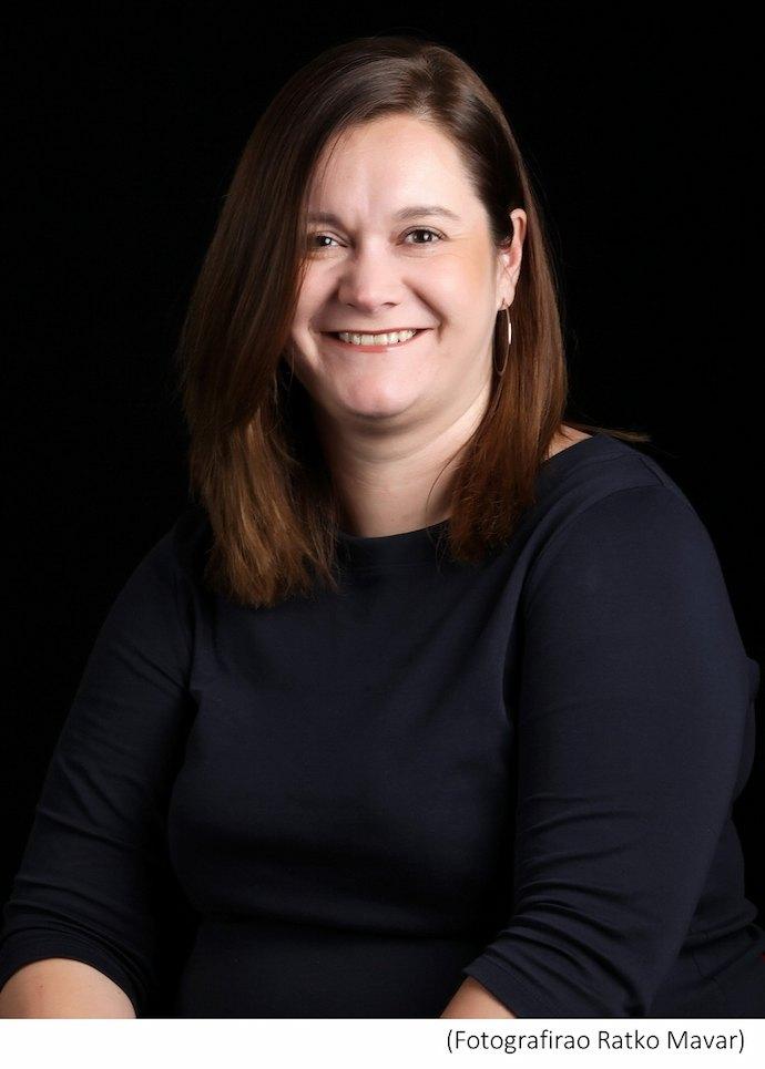 Diana Tomić (fotografirao Ratko Mavar)